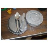 Vintage Aluminum Pans