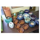 Lot of Various Vases,Planters,Pottery