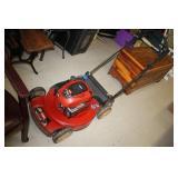 Toro Self Propelled Mower,