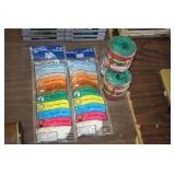 Lot of New Rope & Twine