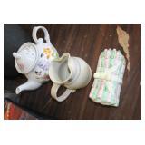 Tea Pot,Pitcher,Decorative Box