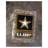 U.S. ARMY SIGN