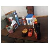 LOT OF CLEANERS, FLEX COLOR GROUT, ETC