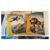 TWO LEGO TOY SETS