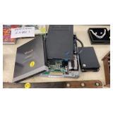 PORTABLE CD-ROM DRIVE, MISC ELECTRONICS