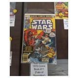 STAR WARS 1978 COMIC BOOK