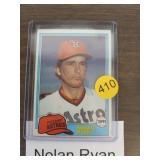 NOLAN RYAN EARLY 80