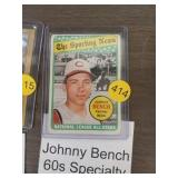 JOHNNY BENCH 60