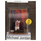 MICHEAL JORDAN 90 SKYBOX BASKETBALL CARD