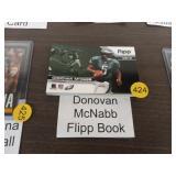 DONOVAN MCNABB/ JAMES THRASHER FLIPP BOOK