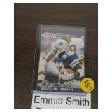 EMMIT SMITH ROOKIE FOOTBALL CARD