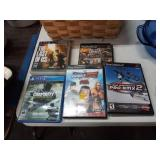 LOT OF PLAY STATION GAMES