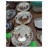 3 PLATES- MADE IN ITALY