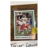TREVOR LAWRENCE ROOKIE CARD