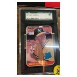 MARK MCGWIRE RATED ROOKIE