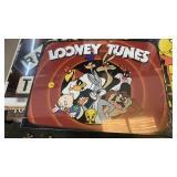 LOONEY TUNES METAL SIGN