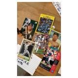 SIX MARK MCGWIRE CARDS