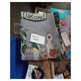 WELCOME BLANKET