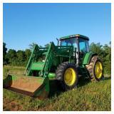 Cattle, Tractors, Equipment Auction