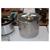STAINLESS STOCK POT