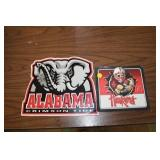 ALABAMA AND HUSKERS MAGNETS