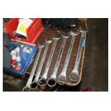 "LARGE WRENCHES, 1 3/8""-2"""
