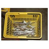 BASKET OF WRENCHES