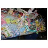 LARGE LOT OF EASTER ITEMS