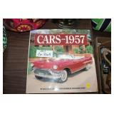 CARS OF 1957 BOOK
