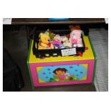 TOYS CHEST & TOYS