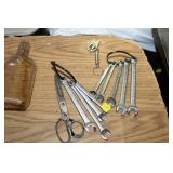 VARIOUS WRENCHES
