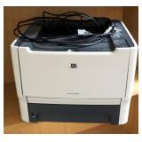HP LaserJet 2015 Model #CB366A Includes Power Cord And USB Cable