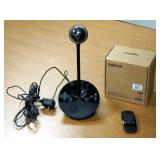 Logitech BCC950 ConferenceCam, Model # V-U0029, Certified Skype And Microsoft Lync