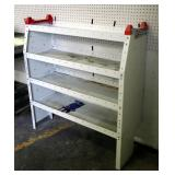 "Metal Storage Shelf 48"" x 42"" x 16"""