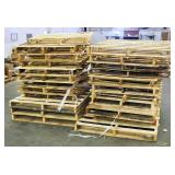 4 x 5 Heat Treated Wood Pallet, Qty 25