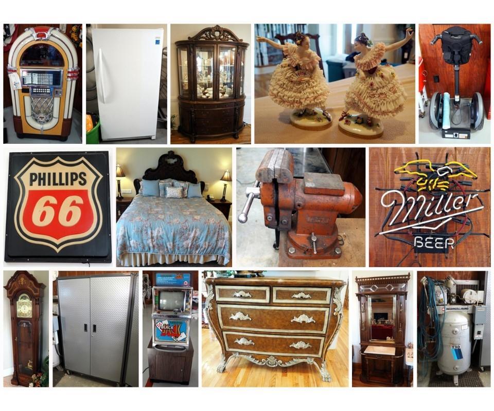 brand new 0dcdf d2842 Licata Luxury Living Estate Auction