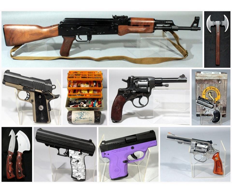 Turn Up The Heat Summer Firearm Auction