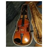 Violin w/ Case and Bow