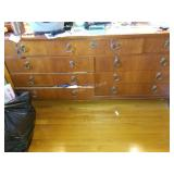 Baker 9 Drawer Dresser in Truly excellent