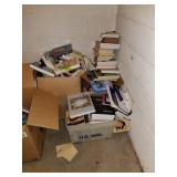 Massive LOT of books