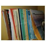 Lot of Sheet Music Books