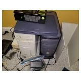 Lot of Computer Equipment and Electronics