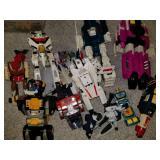 """Vintage LOT of """"Transformer"""" toys"""