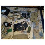 Large Lot of Military Supplies- North American