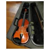 Viola w/ bow and Case