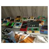 Vintage Hand held Toy Lot At least 17