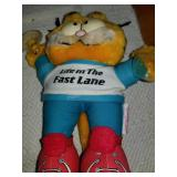 Garfield Car Hanging Toy