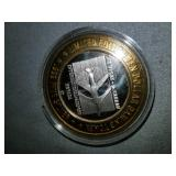 McCarran Limited Edition Ten Dollar Gaming Token