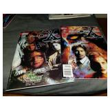 X file Comic Books Lot of 2