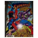 DC Comics Superman #701 The Fall of Metropolis